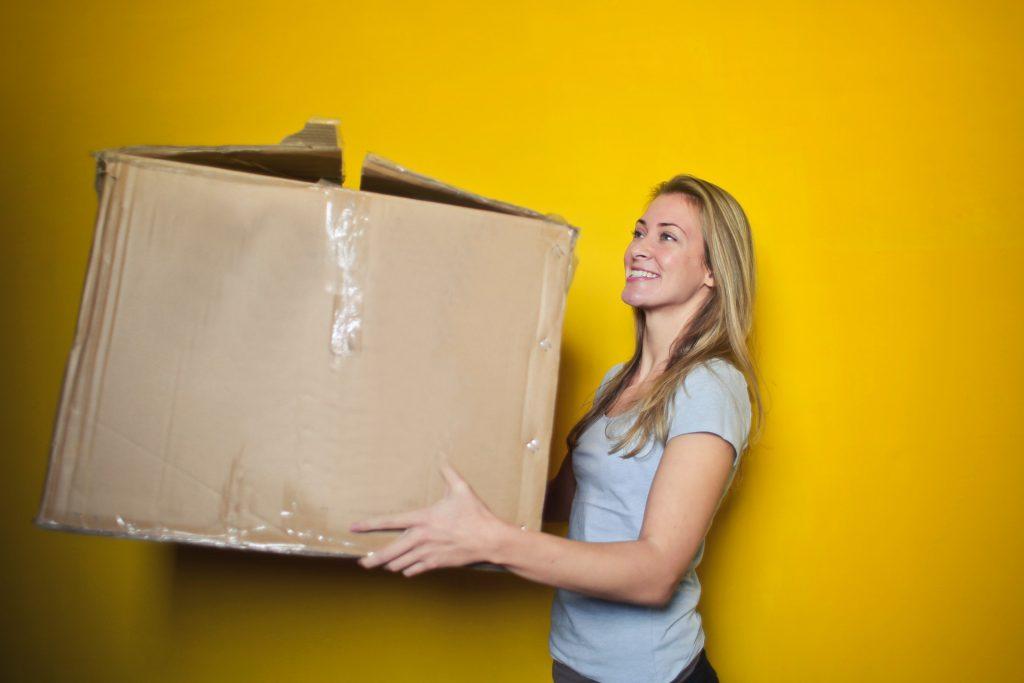 verhuizen met verhuisservice
